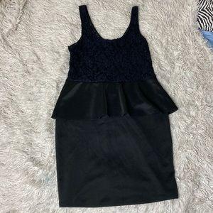 NEW Nicki Minaj Peplum Tank Dress!